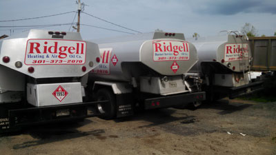 Calvert County Oil Delivery